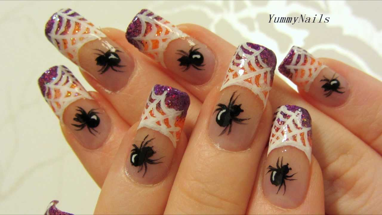 Worthwhile Nail Art Ideas To Try Out This Halloween Eklot